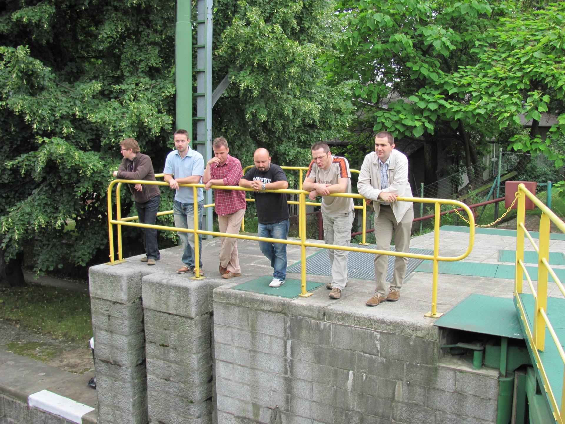doradztwo w zakresie obiektów budownictwa wodnego